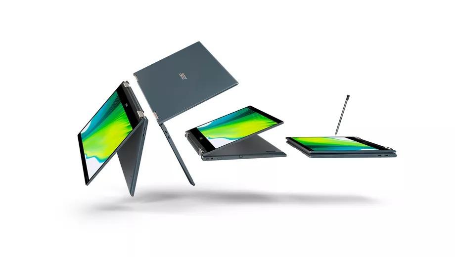 Qualcomm Snapdragon 8cx Gen 2 5G sercem nowych laptopów z ARM. Acer już go ma