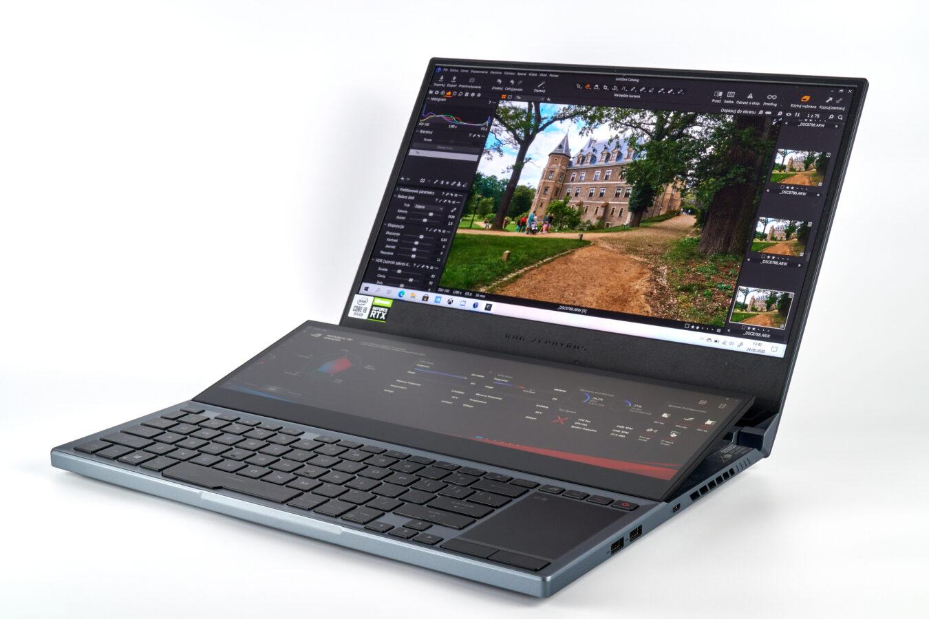 Seria Nvidia GeForce RTX 3000 trafi do laptopów!