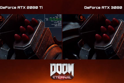 Doom Eternal RTX 3080