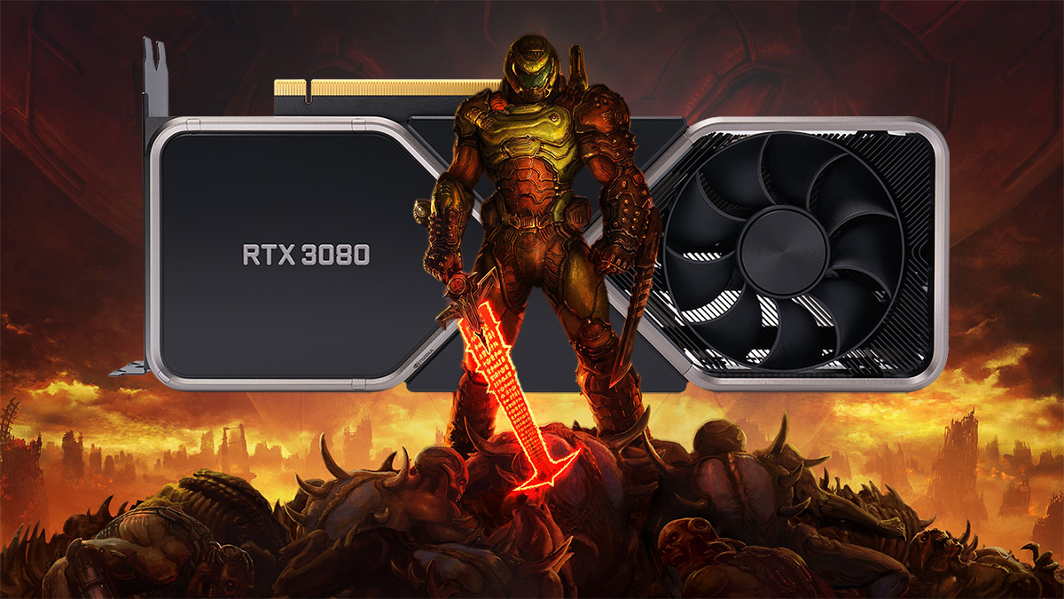 Doom Eternal RTX 3080