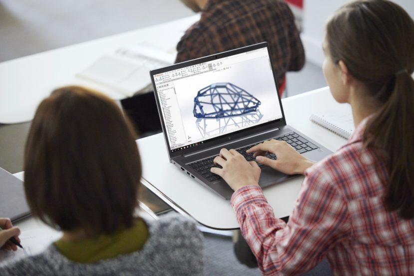 HP ZBook Power G7 laptop