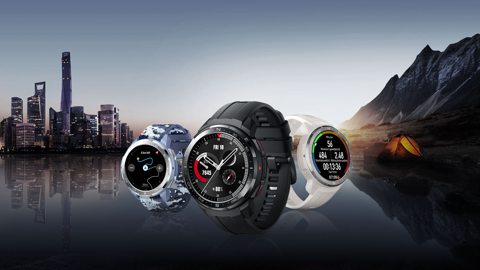 Honor Watch GS Pro smartwatch
