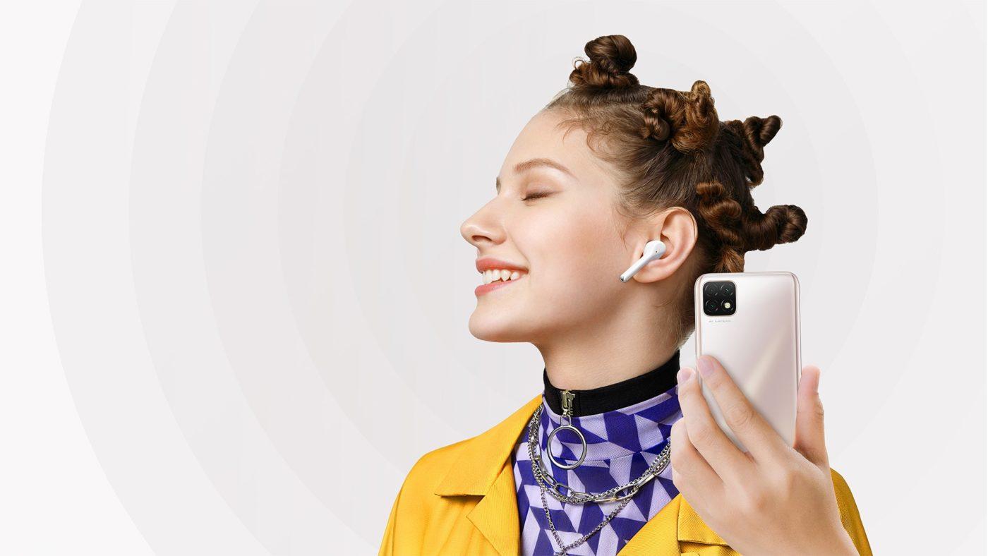 Huawei Enjoy 20 Plus jest śliczny, a Enjoy 20 tani, tylko co nam z tego?