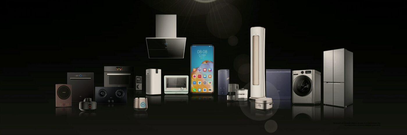 Huawei HarmonyOS ecosystem