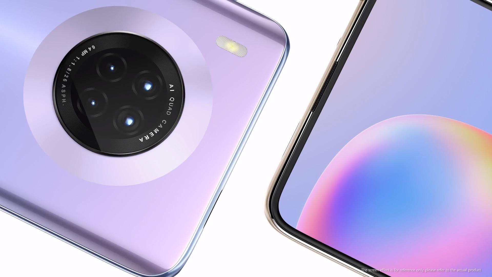 smartfon Huawei Y9a smartphone