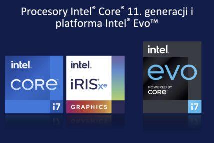 Intel Evo i procesory 11. generacji - coś więcej niż ewolucja