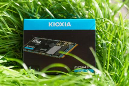 Recenzja SSD Kioxia Exceria Plus 1 TB - Toshiba w nowym wydaniu