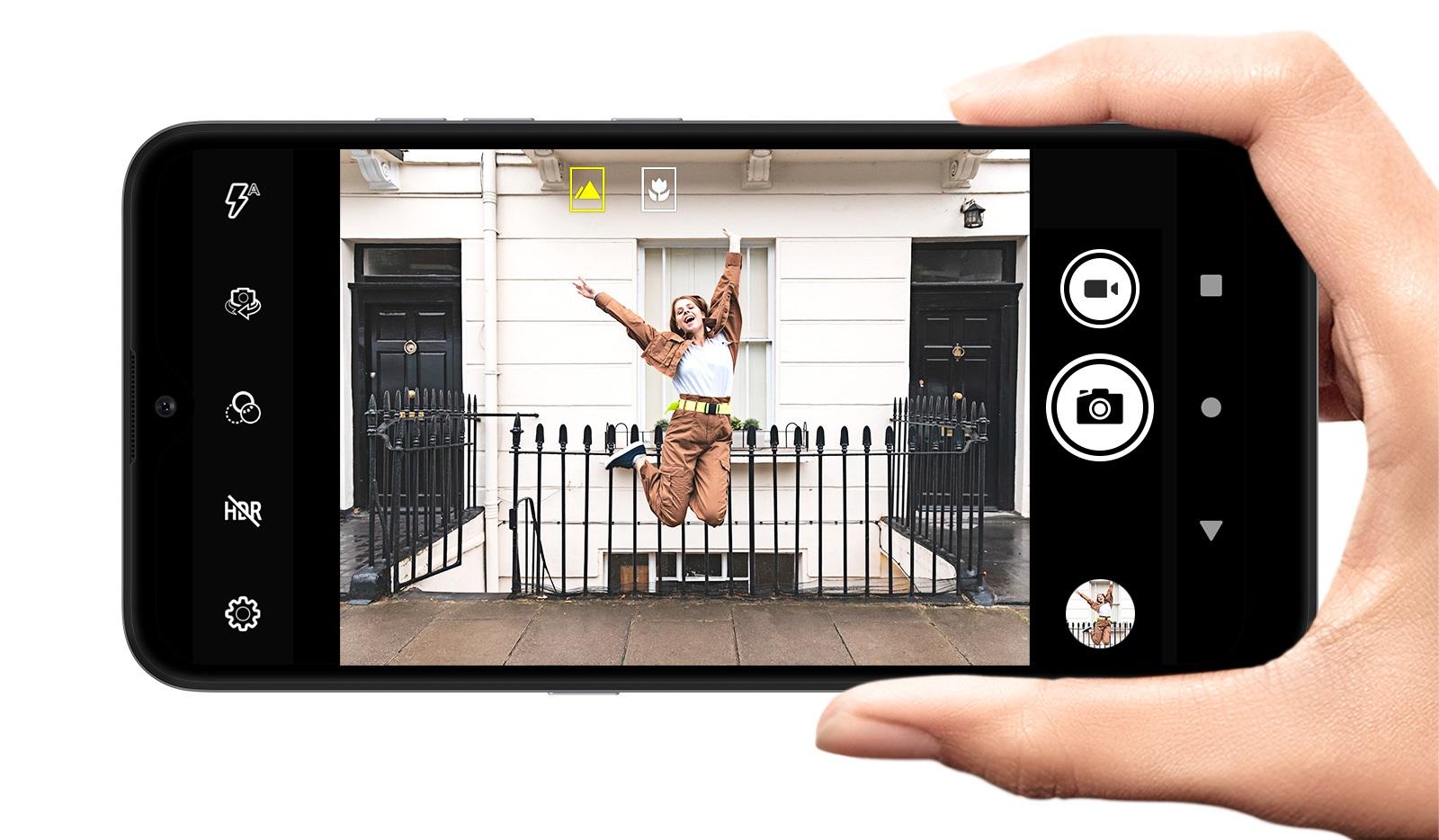smartfon LG K22 Plus smartphone