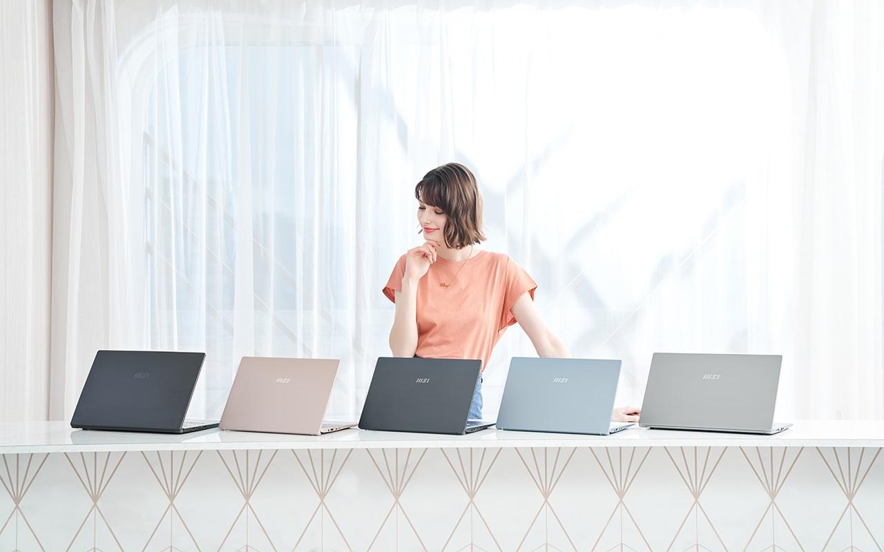 MSI Modern laptop