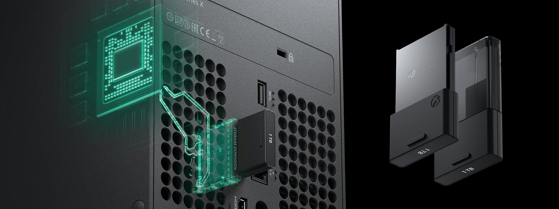 Microsoft Xbox Series X Storage Expansion Card 1 TB