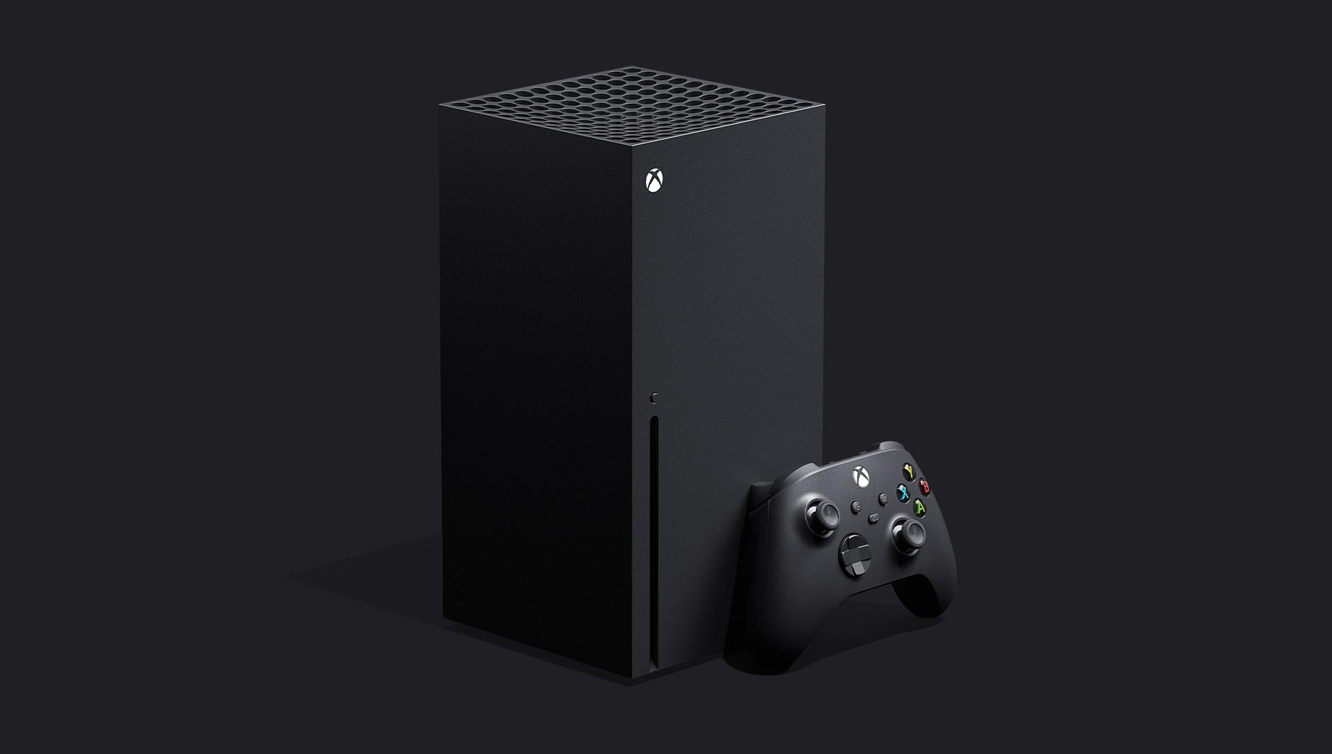 konsola Microsoft Xbox Series X console