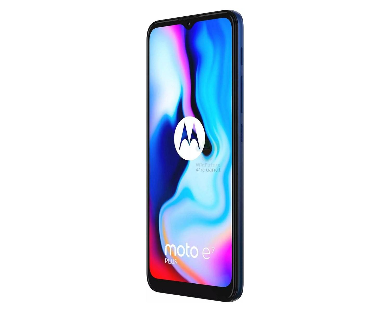 smartfon Motorola Moto E7 Plus smartphone