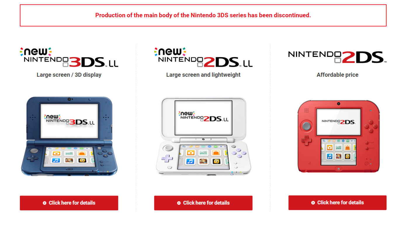New Nintendo 3DS 2DS XL
