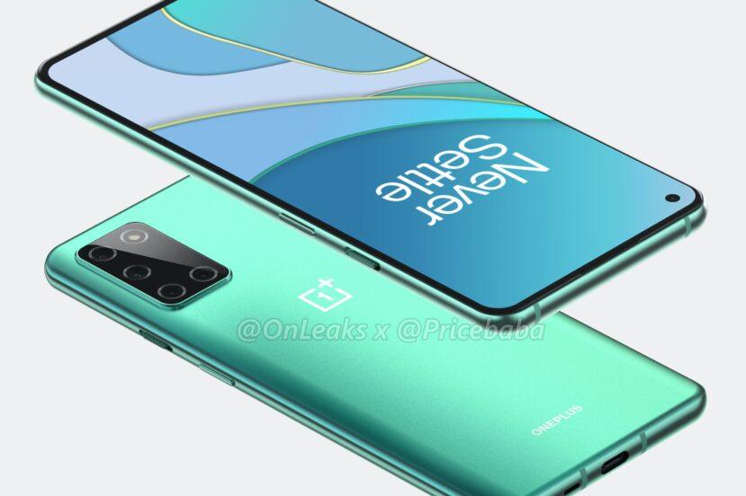 smartfon OnePlus 8T smartphone