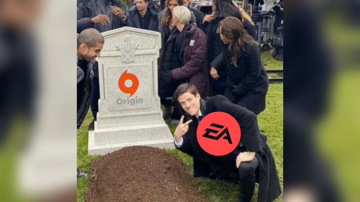 Origin EA Desktop App