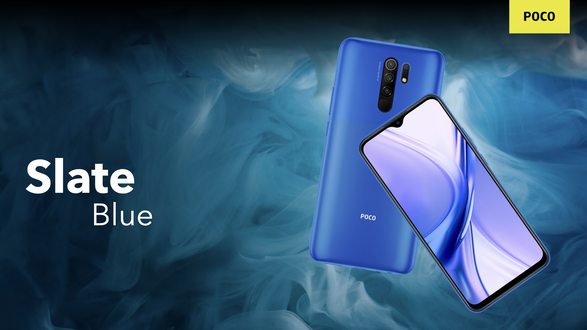 smartfon POCO M2 smartphone
