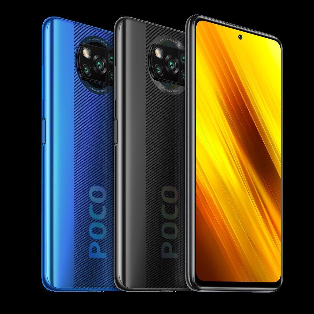 smartfon POCO X3 NFC smartphone