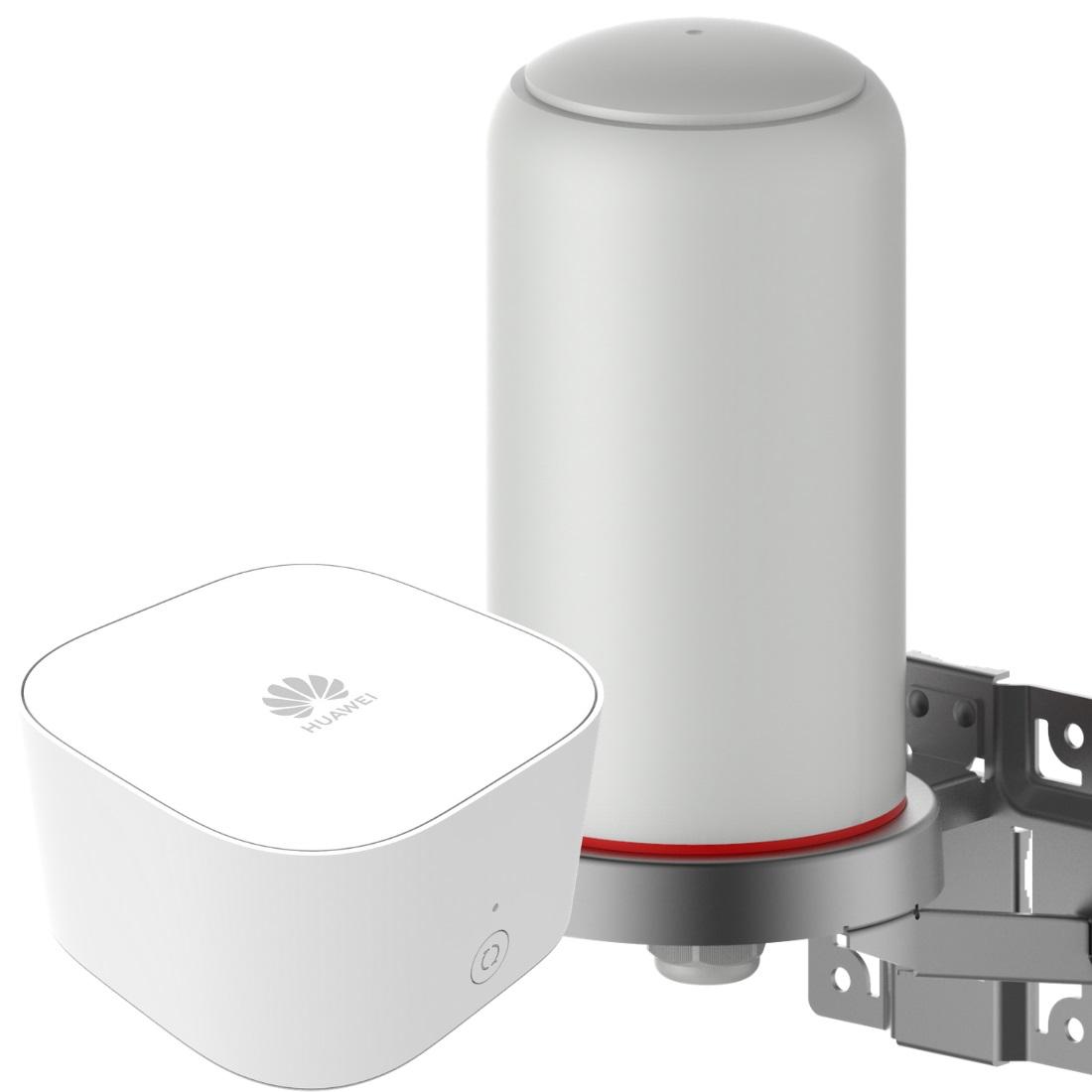 Play NET BOX router Huawei