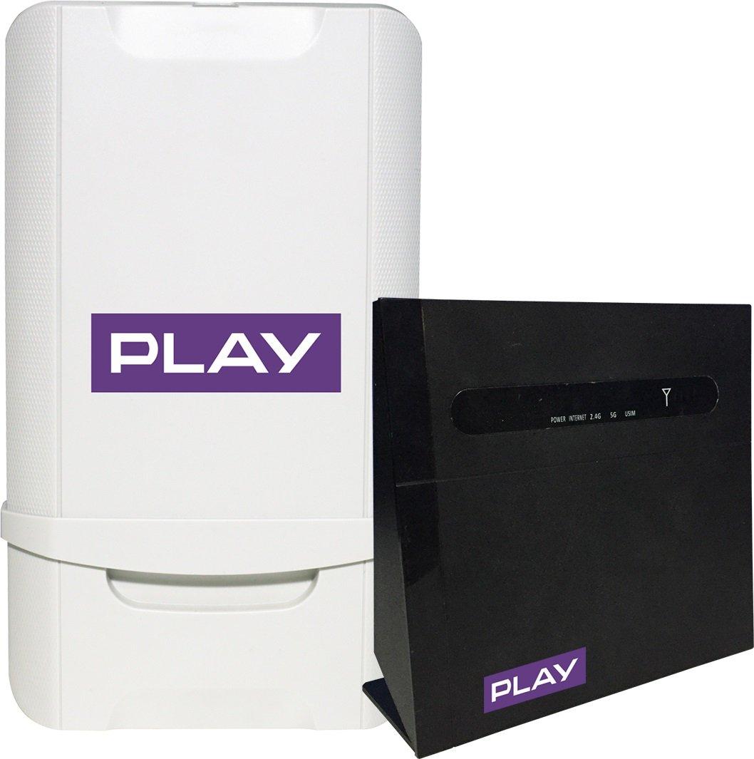 Play NET BOX router ZTE