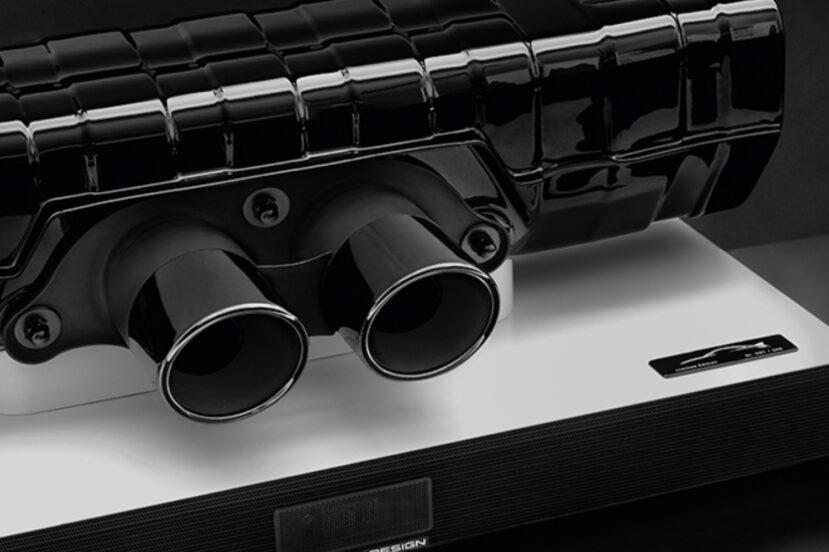 Porsche 911 Soundbar – sprzęt dla miłośników motoryzacji i muzyki