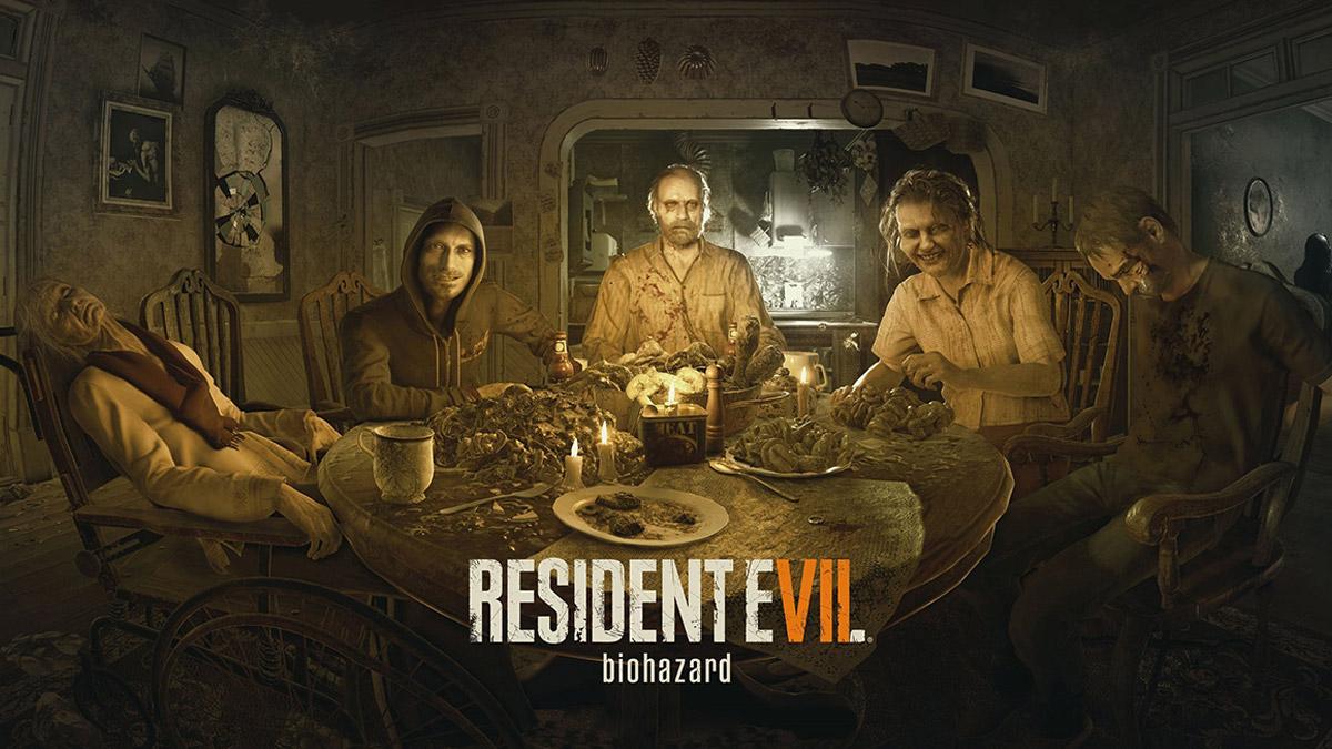 Resident Evil VII 7 Biohazard w Xbox Game Pass Tabletowo