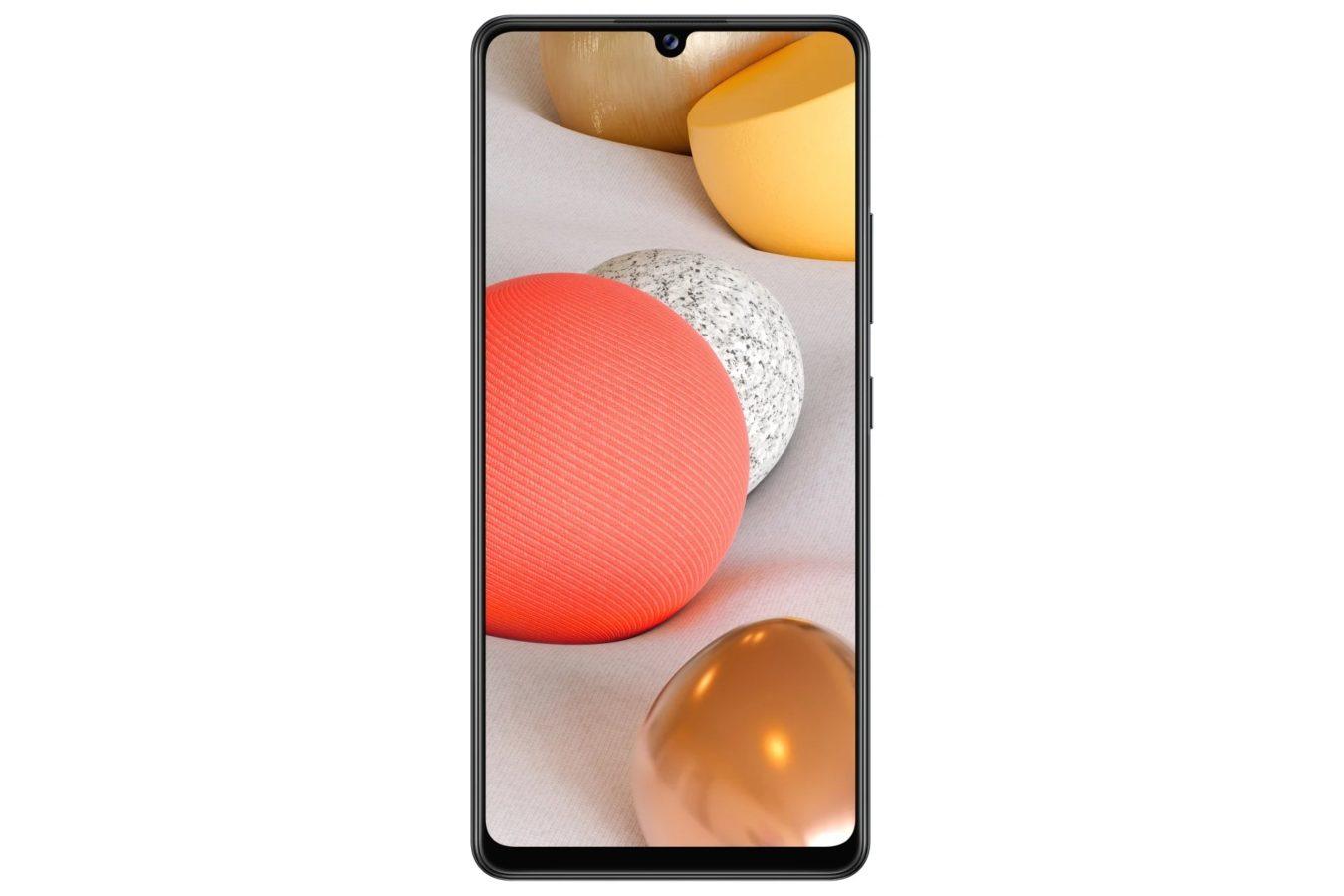 Samsung Galaxy A42 5G front