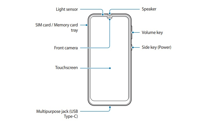 smartfon Samsung Galaxy F41 SM-F415F smartphone