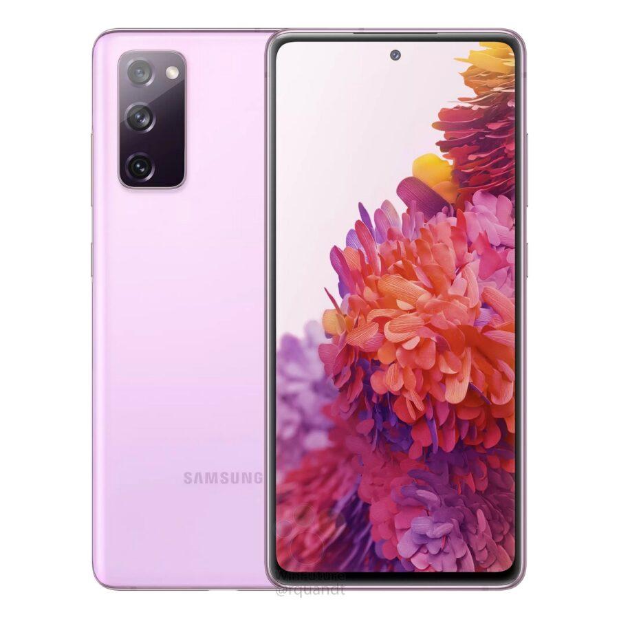 smartfon Samsung Galaxy S20 FE Fan Edition smartphone