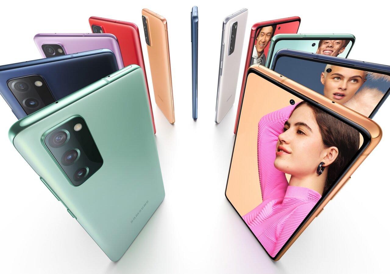 Samsung Galaxy S20 FE (źródło Samsung)