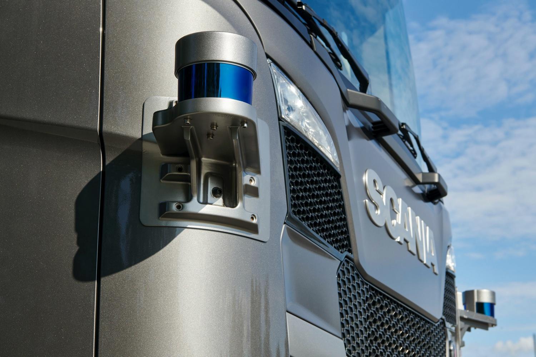 Volkswagen – autonomiczna ciężarówka.