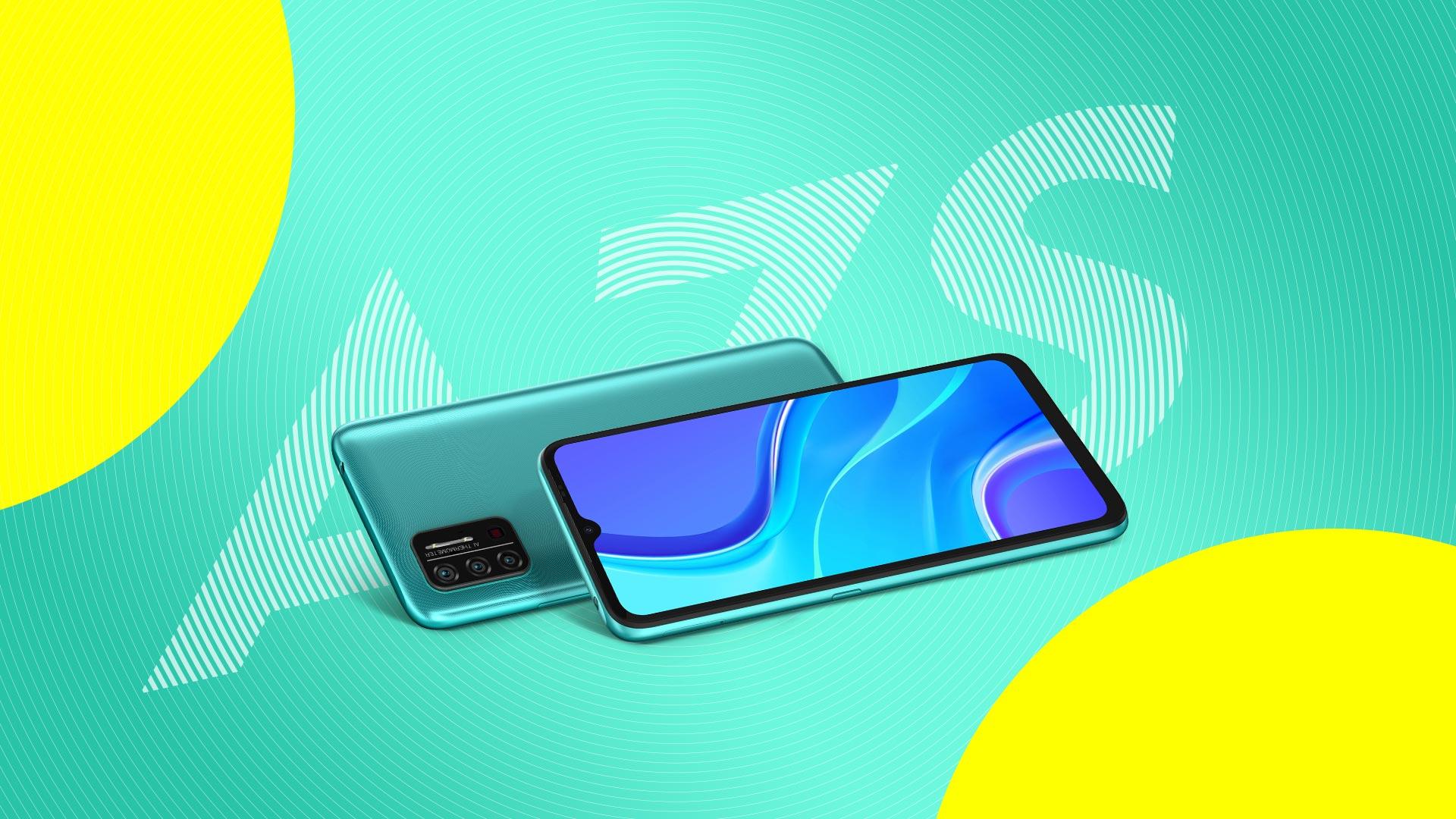 smartfon UMIDIGI A7S smartphone with thermometer