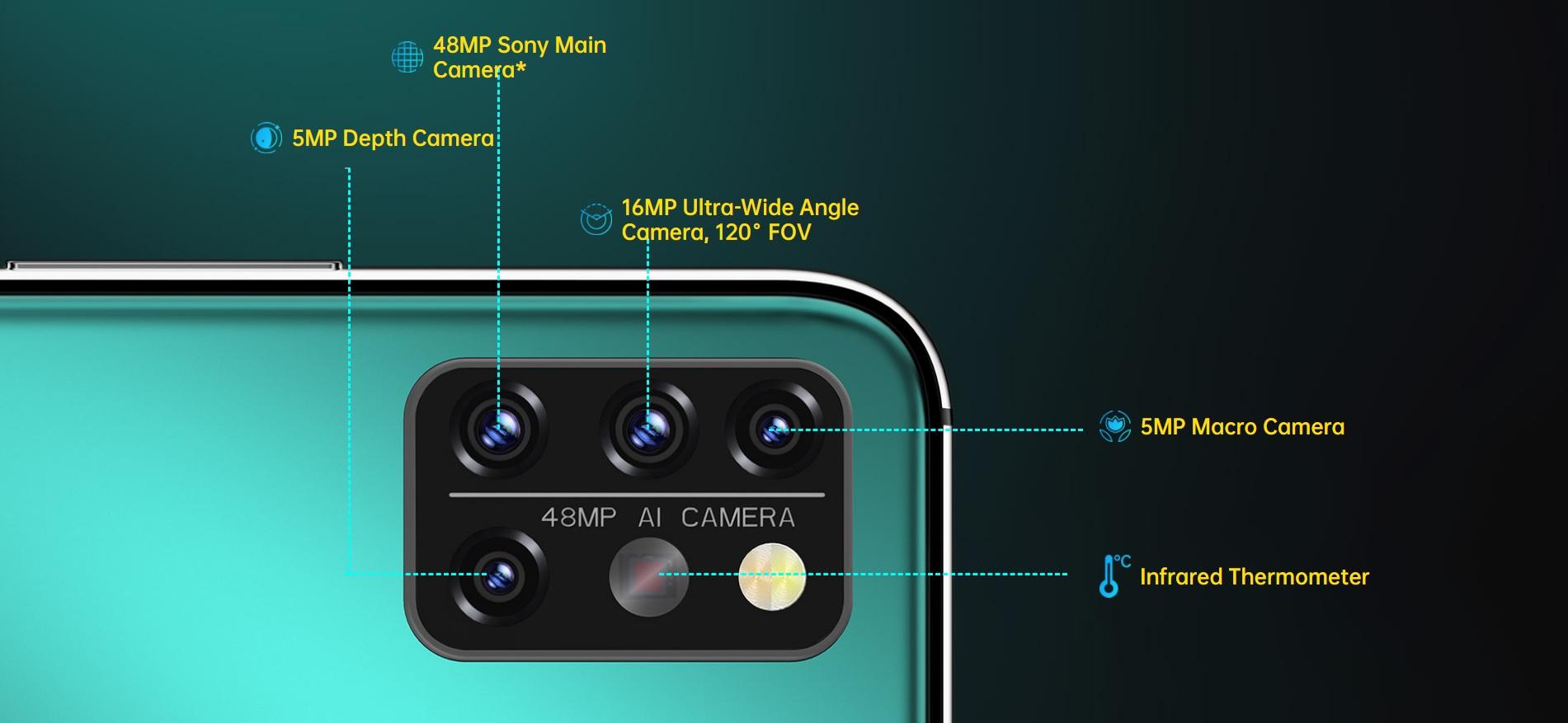 smartfon UMIDIGI A9 Pro smartphone
