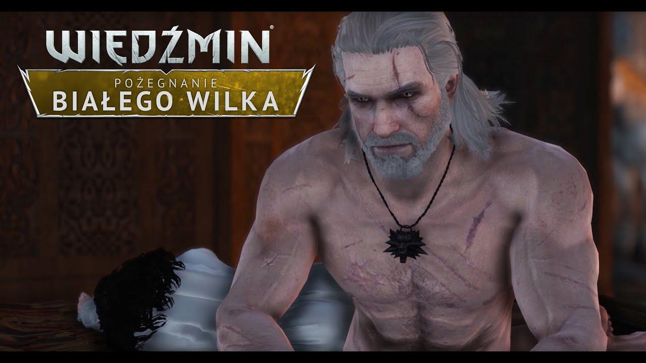 Wiedźmin Pożegnanie Białego Wilka