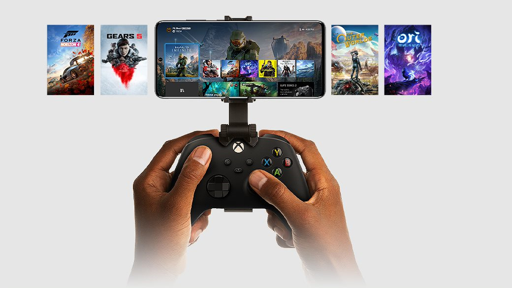 xbox app remote play console streaming