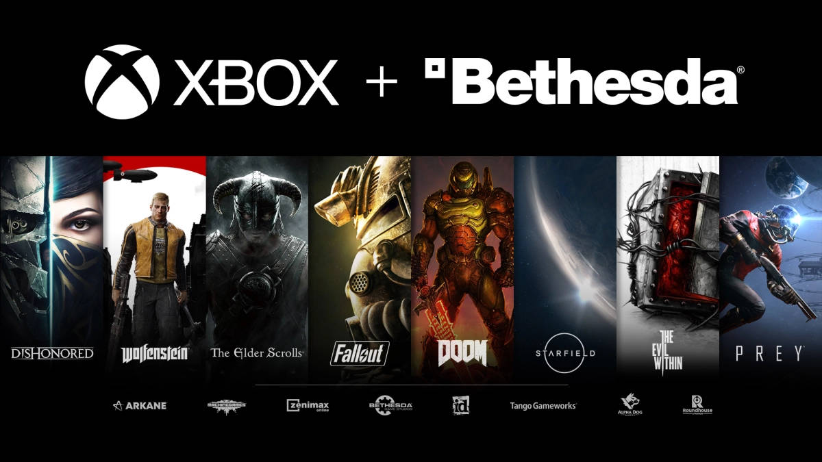 Xbox Microsoft Bethesda