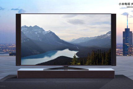 Xiaomi prezentuje ogromne telewizory! Gratka dla fanów konsol nowej generacji