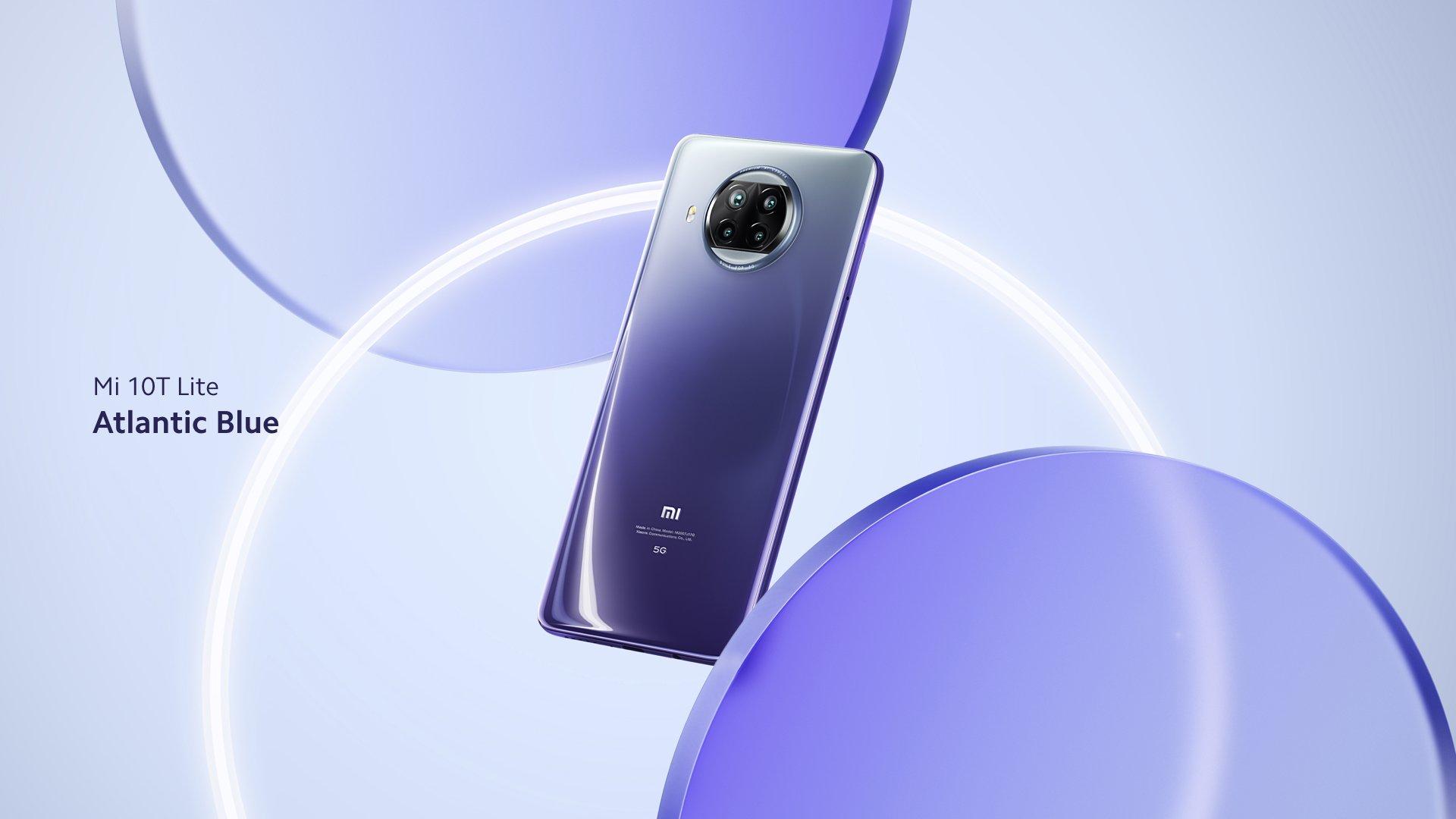 smartfon Xiaomi Mi 10T Lite 5G smartphone