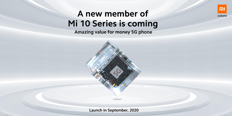 Xiaomi Mi 10T teaser launch zapowiedź premiery