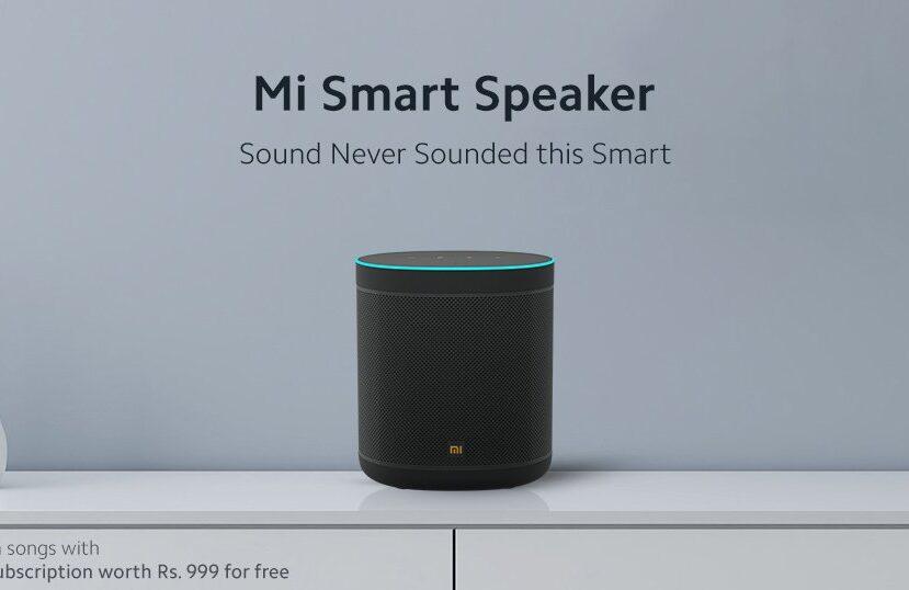 inteligentny głośnik Xiaomi Mi Smart Speaker