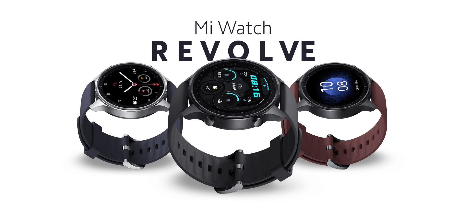 Xiaomi Mi Watch Revolve smartwatch