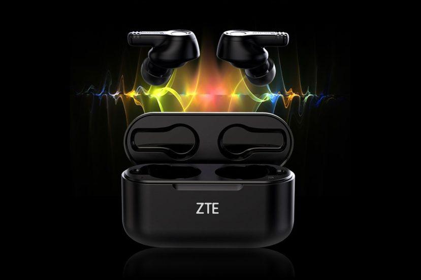 słuchawki bezprzewodowe ZTE LiveBuds TWS earphones