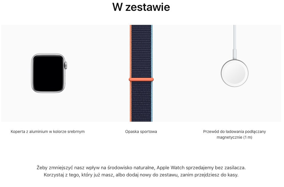 AirPower Mini być może naładuje też Apple Watch