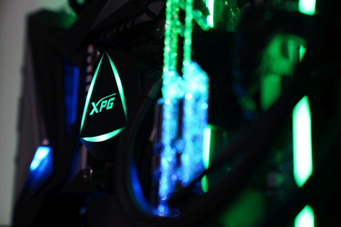 XPG LEVANTE 240 - recenzja udanego chłodzenia