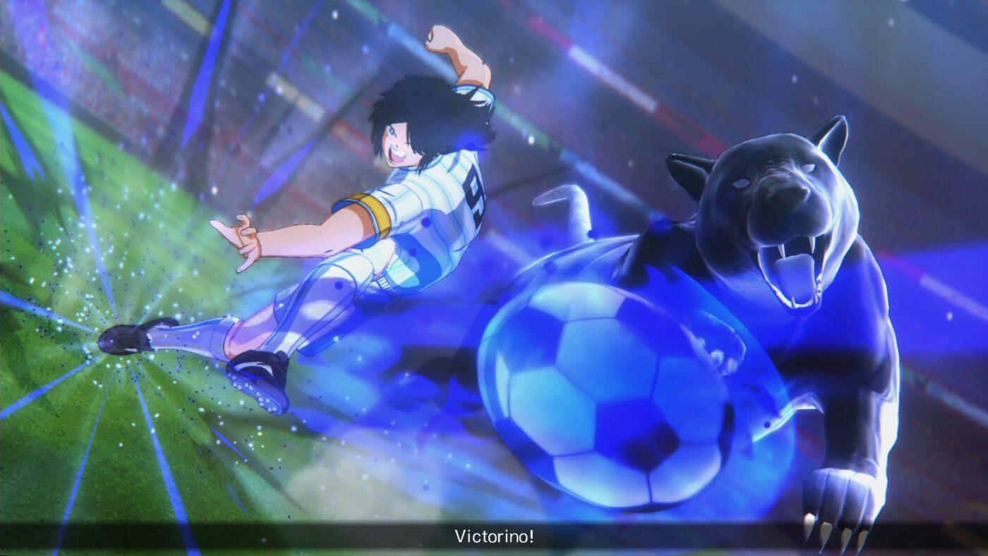 """Recenzja gry Captain Tsubasa: Rise of New Champions - """"Kapitan Jastrząb"""" w średniej formie 31 Captain Tsubasa: Rise of New Champions"""