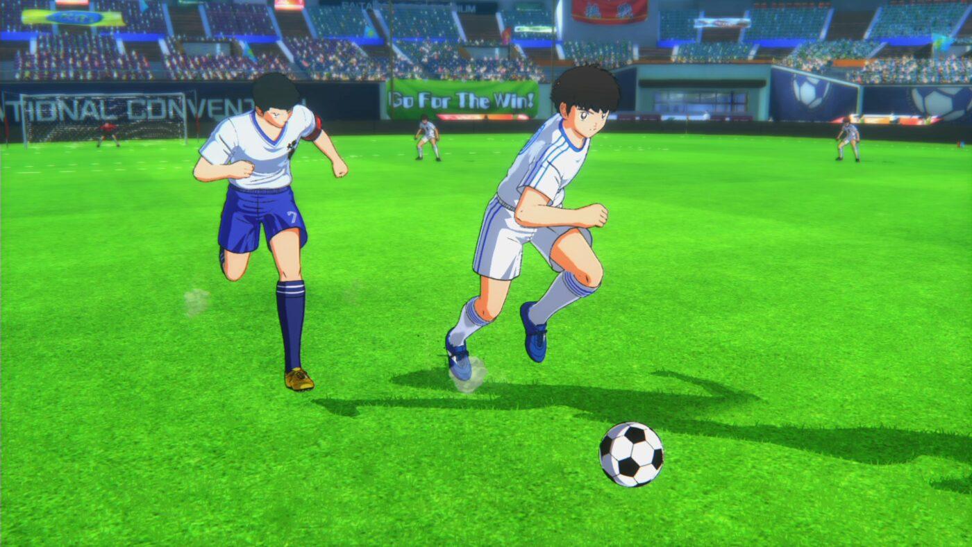 """Recenzja gry Captain Tsubasa: Rise of New Champions - """"Kapitan Jastrząb"""" w średniej formie 32 Captain Tsubasa: Rise of New Champions"""