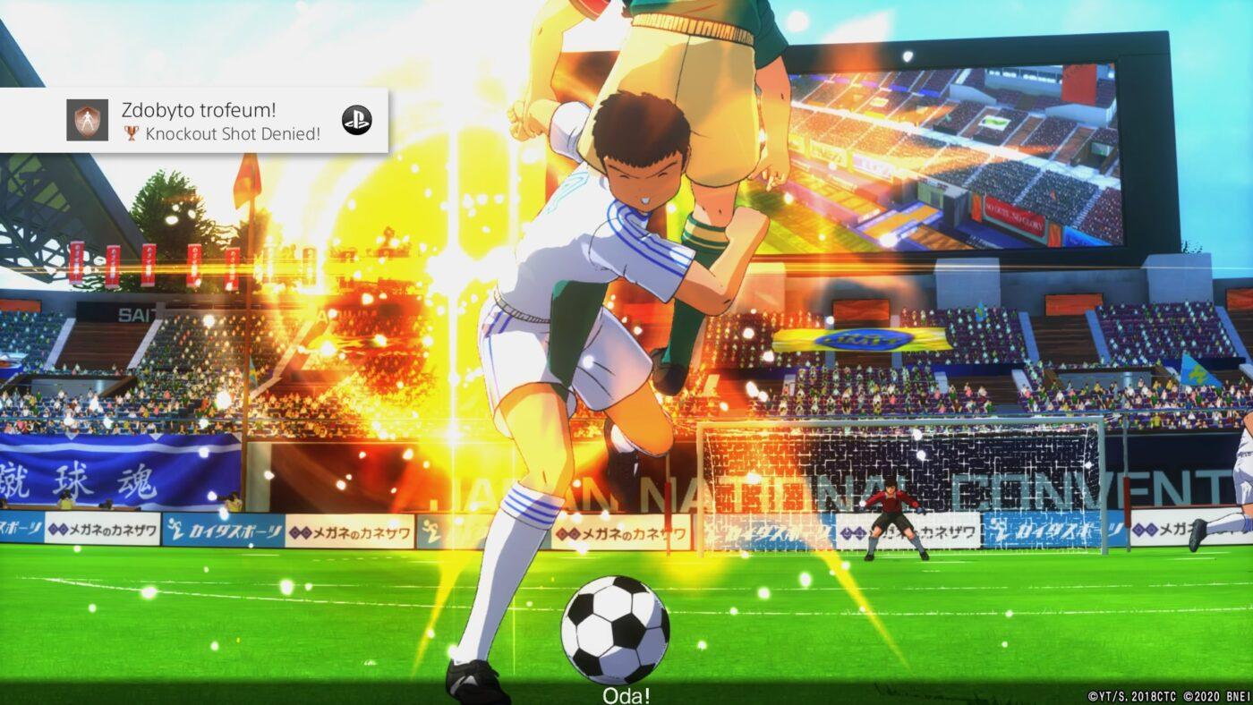 """Recenzja gry Captain Tsubasa: Rise of New Champions - """"Kapitan Jastrząb"""" w średniej formie 35 Captain Tsubasa: Rise of New Champions"""