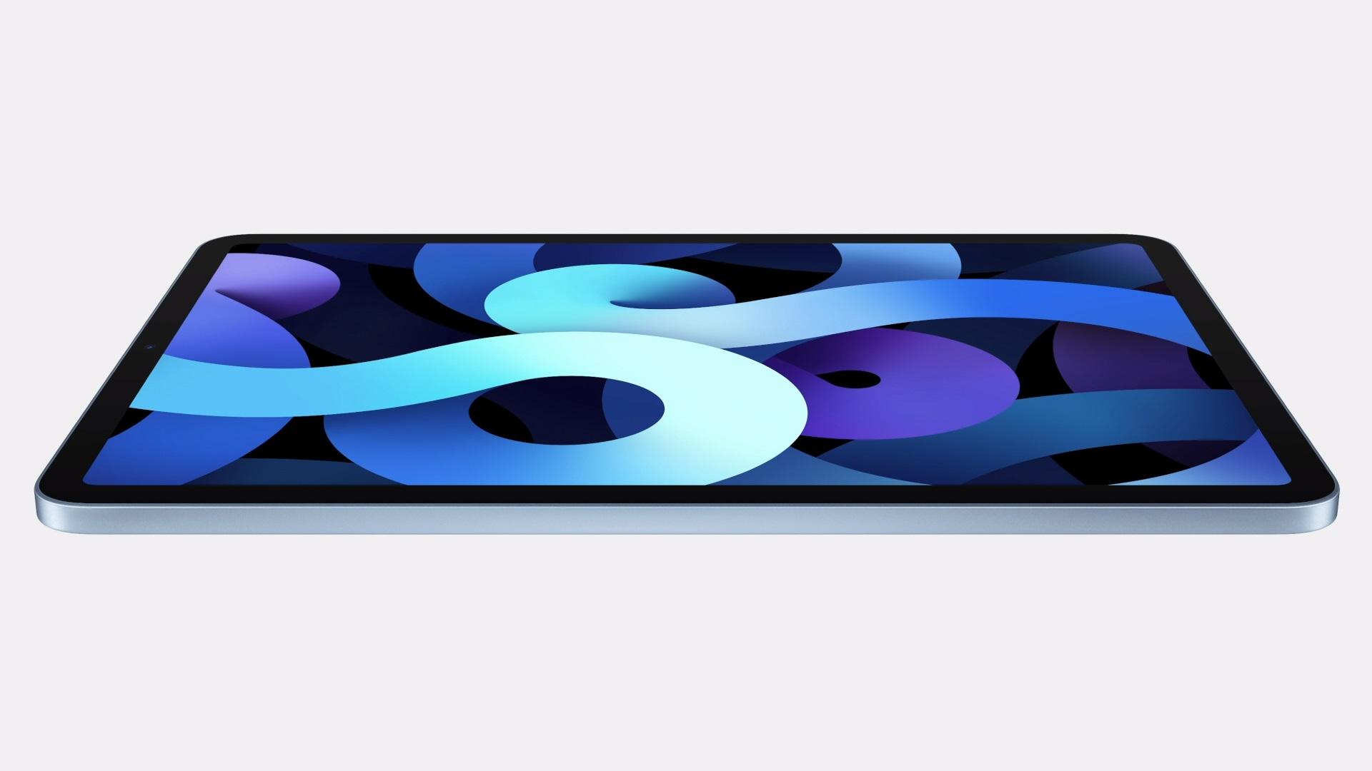 iPad Air 2020 tablet