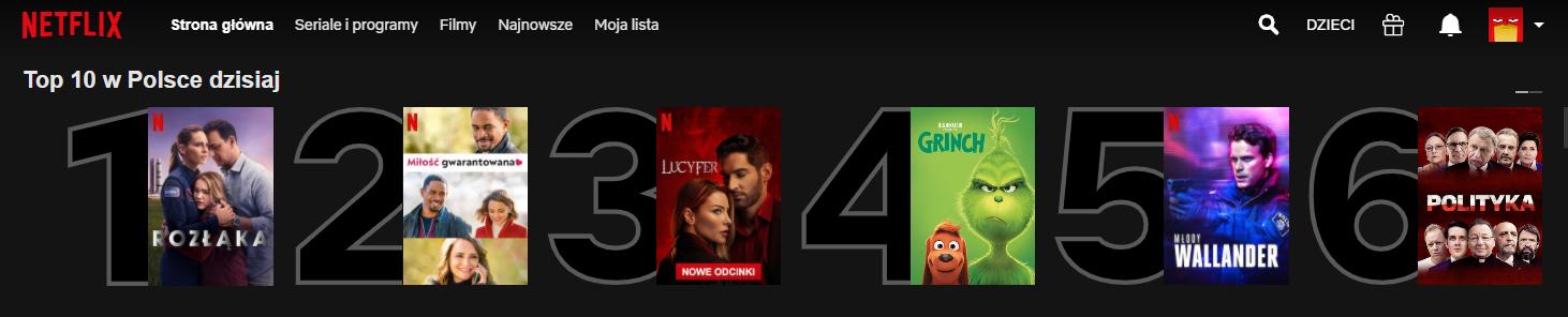 Netflix nigdy nie zaoferuje darmowego dostępu do serwisu w zamian za oglądanie reklam