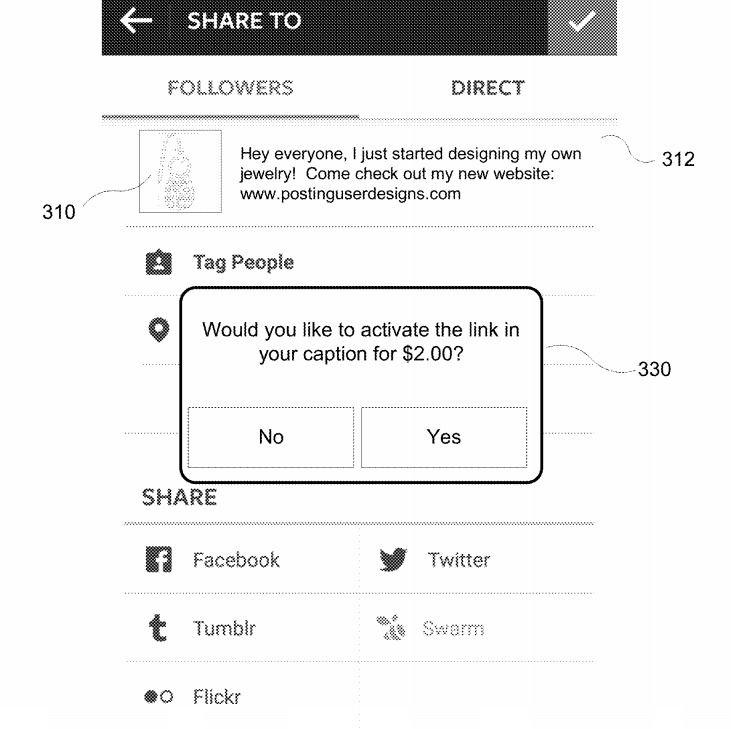 Instagram chce wprowadzić opłaty za aktywację linków