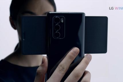 Plus opublikował ceny smartfona ze skrzydełkami. LG Wing blisko sprzedaży w Polsce
